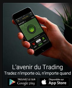 Zone option compte demo trading